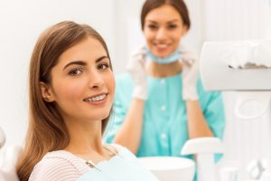 Six Month Smiles in Bowie are a cosmetic braces solution. Unlike regular braces, they just work on the smile zone at the front of the mouth.